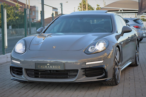 Porsche Panamera SE-Hybrid | Plug-In