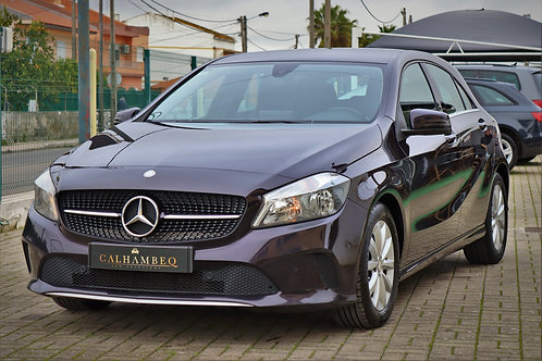 Mercedes-Benz A180CDI | Style