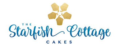 The Starfish Cottage Cakes Logo Miami