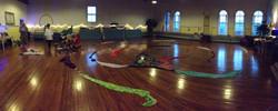 Sacred Circle Dance, Bath, Maine