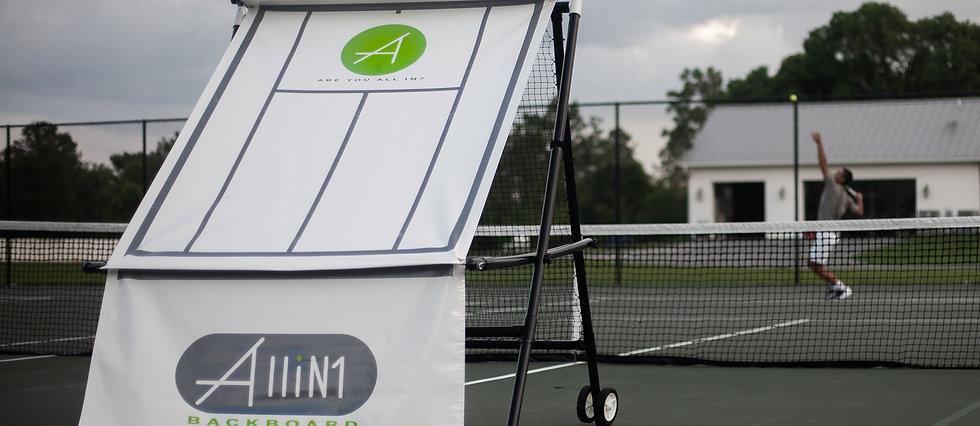 Tennis Backboard