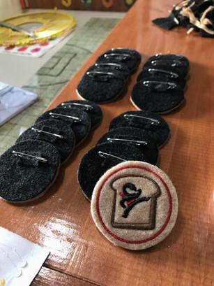 Pread Ninja Pins