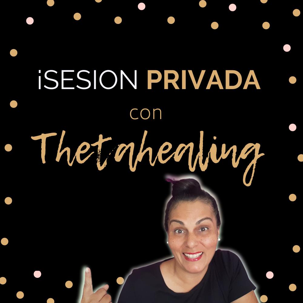 Sesion Thetahealing