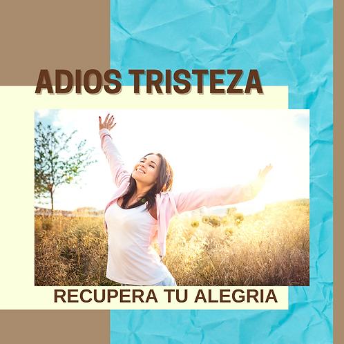 Adios Tristeza - Hola Alegria