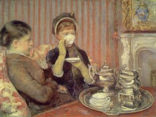 Tea time in english