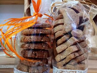 Biscuits vegan & sans gluten Les 3 Herbes
