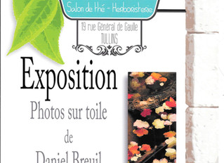 Vernissage expo photos Daniel Breuil