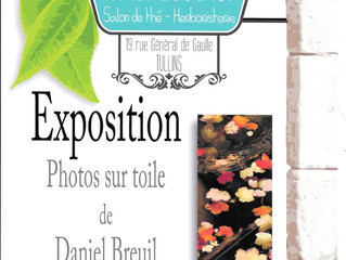 Vernissage expo photos Daniel Breuil