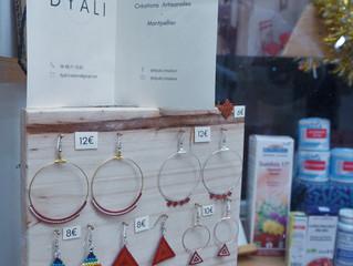 Bijoux en perles Dyali