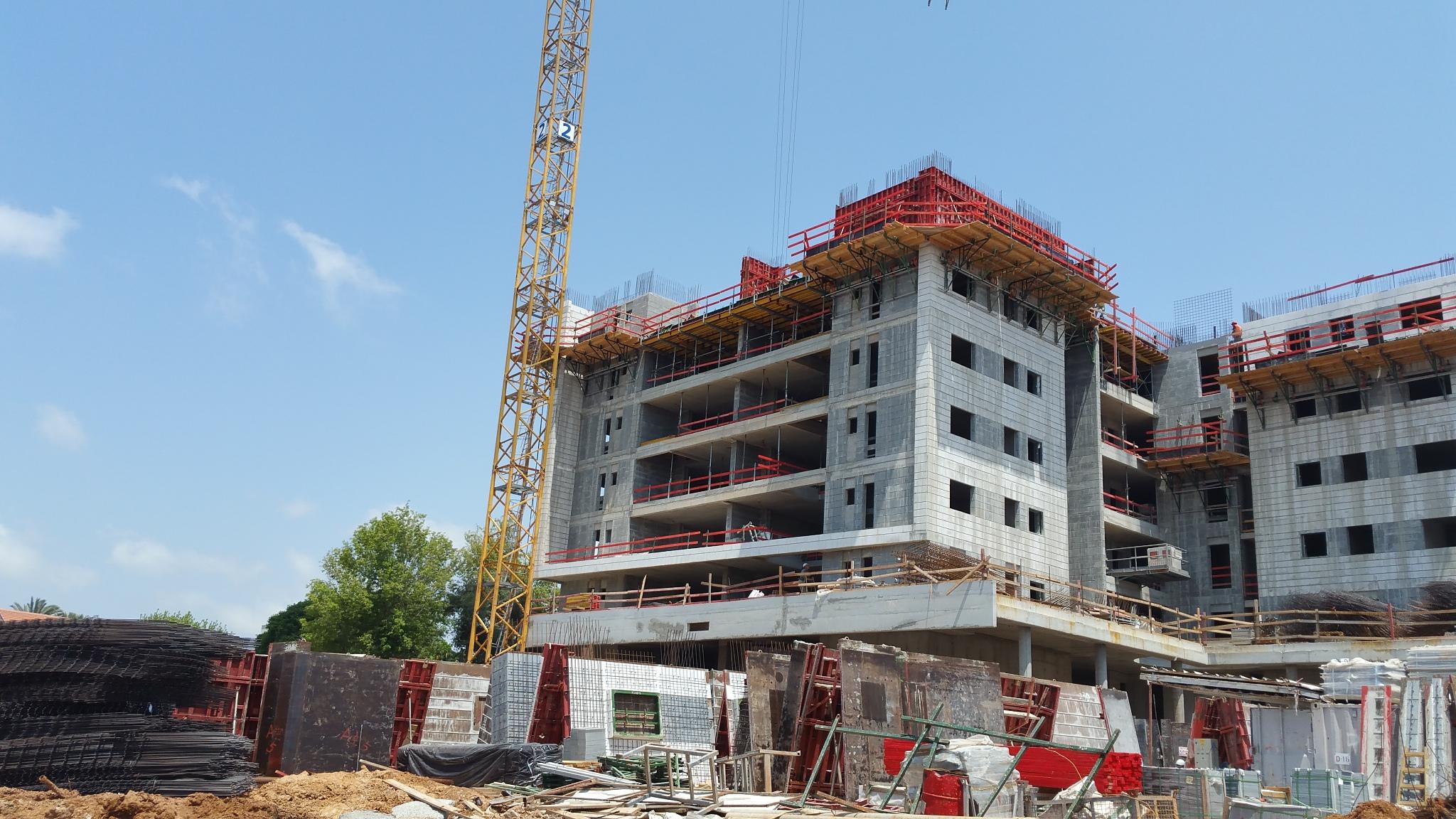 רמת השרון בניין 1