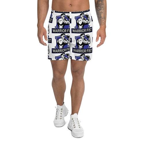 Warrior Fist Men's Athletic Long Shorts