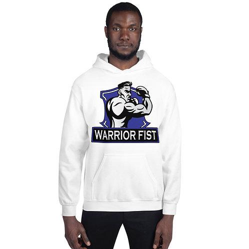 Warrior Fist Unisex Hoodie