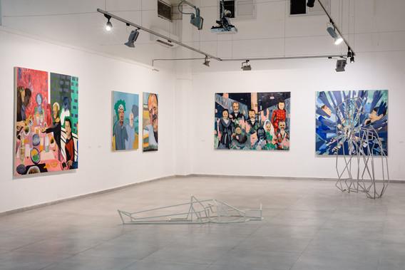 """Trickle"" exhibition"