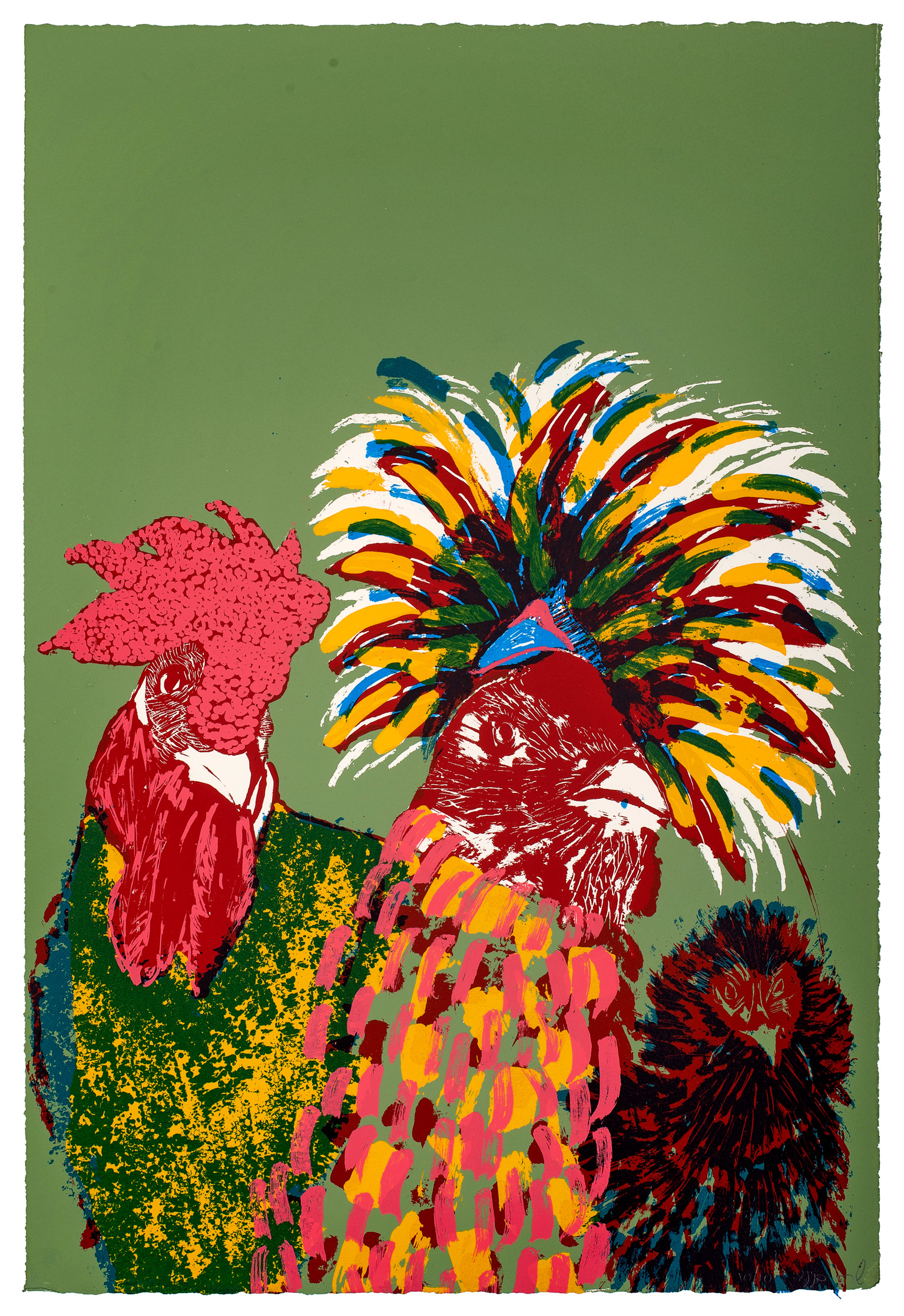 Kooky Chickens