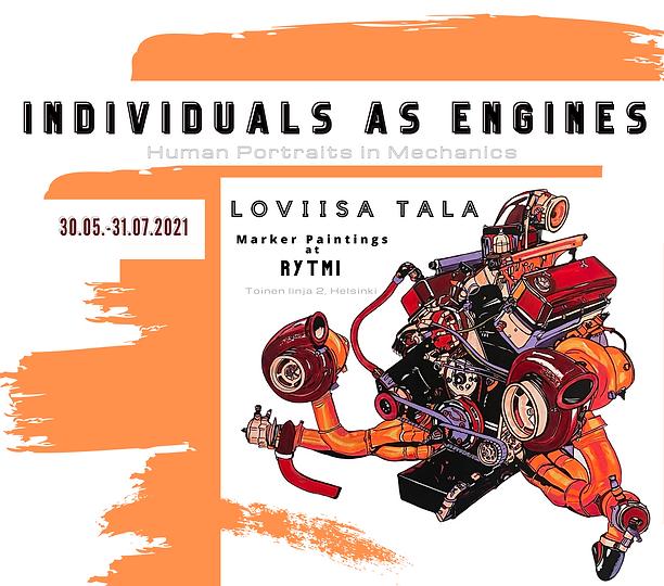 Individuals as Engines @Rytmi
