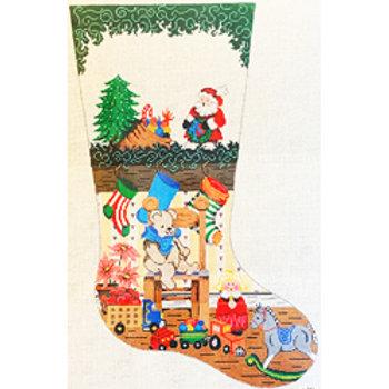 Toys Christmas Stocking