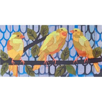3 Yellow Birds
