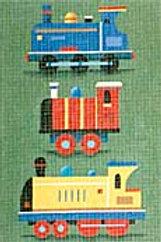 3 Train Engines