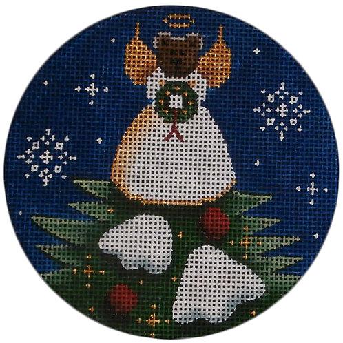 Bear Angel Ornament