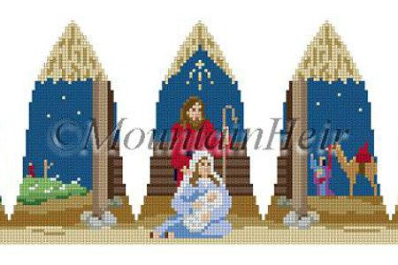 Nativity 3D Bell