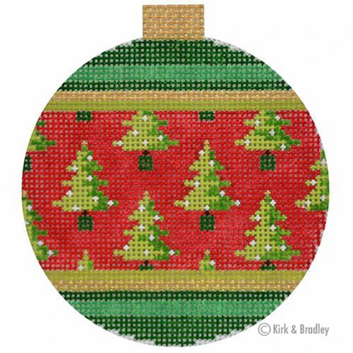 Holiday Baubles - Christmas Trees