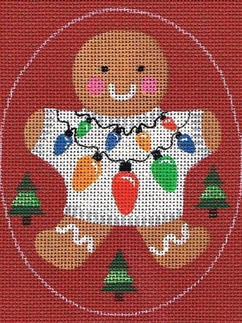 Ginger Lights Ornament