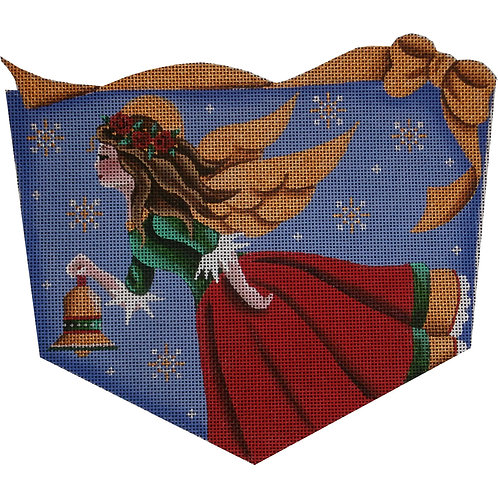 Bell Angel Stocking Cuff