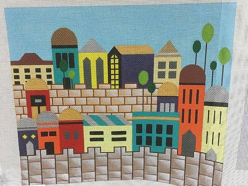 Jerusalem Tallis Bag