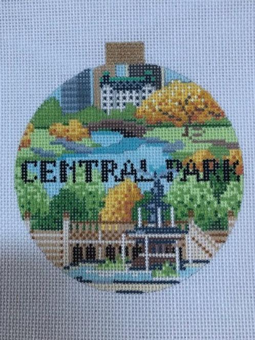 Central Park Ornament
