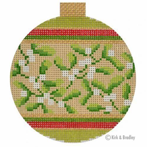 Holiday Baubles - Mistletoe