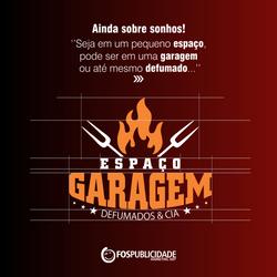 Logotipo Espaço Garagem