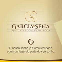 Desenvolvimento Logotipo - Garcia e Sena