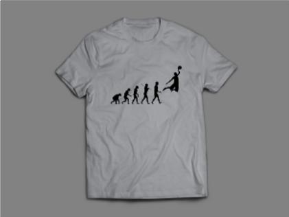 T-Shirt Type 6 Evolution