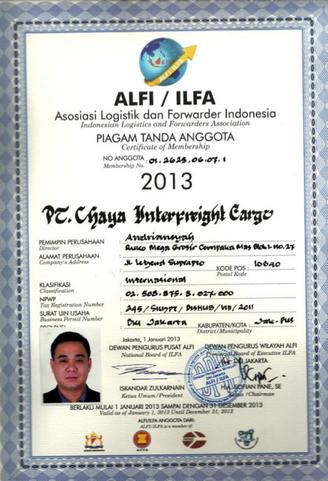 Member of ALFI / ILFA