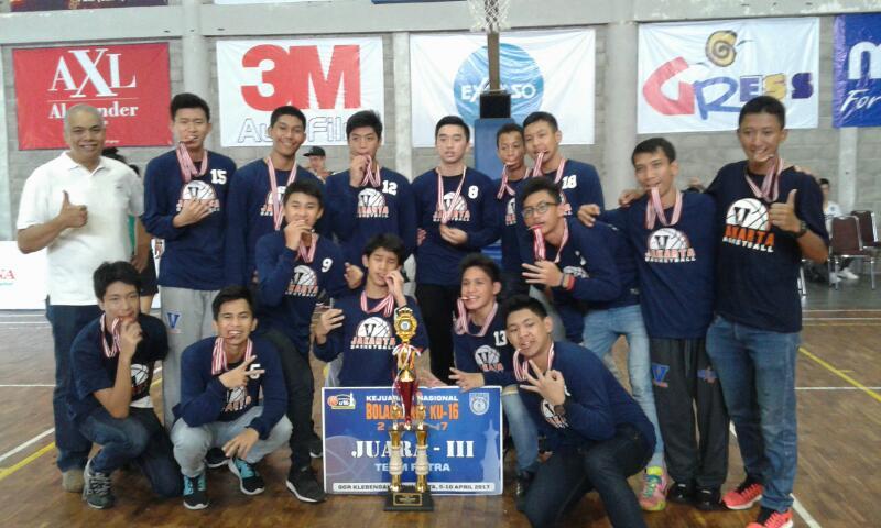 U16PA DKI - VICTORIA 2017