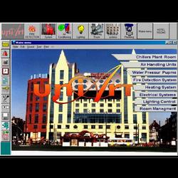 לבקרת מבנים UniArt תוכנת
