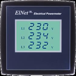 ElNet VA מדידות חשמל כלליות