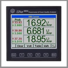 ElNet PQ GR הפרעות ומדידות חשמל