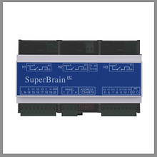 Superbrain FC בקר ליחידות מפוח נחשון