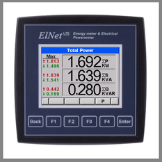 ElNet LTE אנרגיה ומדידות חשמל