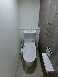 リノベーション トイレ