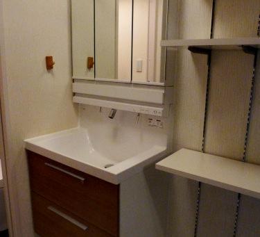 洗面台、トイレ+内装リフォーム/山下