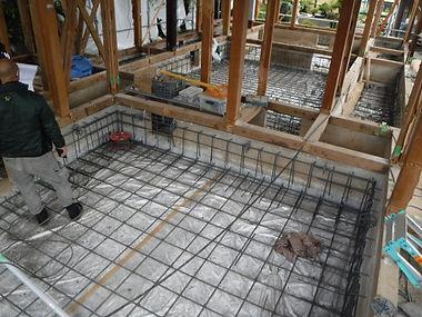 戸建て 基礎工事