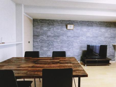 リフォーム+オリジナル家具! / 加来