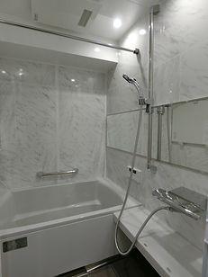 浴室リフォーム かっこいい