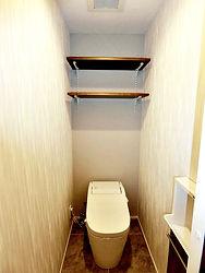 トイレ リノベーション