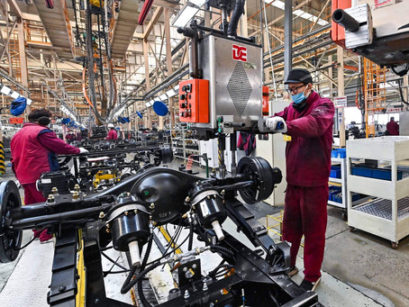 Chinese manufacturers return to a new normal