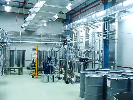 Industrial Spray Finishing OEM