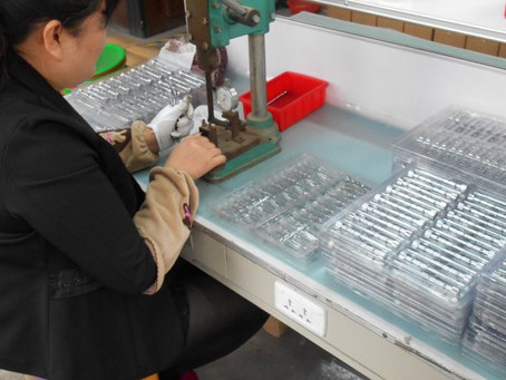 What are the benefits of outsourcing manufacturing to China?