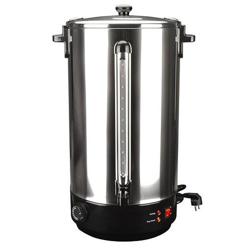 Wasserkocher/Glühweinkocher Edelstahl 40L